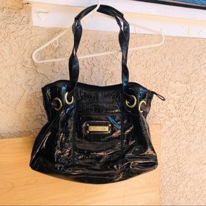 RELIC Bag leather Color Black
